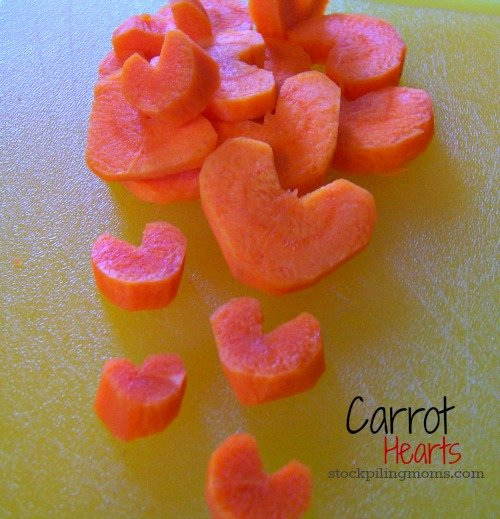 The perfect addition to your kids Valentine's Day lunch or party!