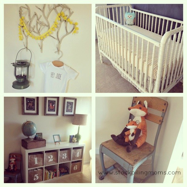 Baby Boy Rooms Baby Room Decor: Whimsical Vintage Baby Boy Nursery Ideas