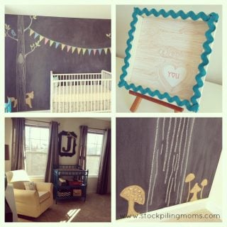 Whimsical Vintage Baby Boy Nursery Ideas