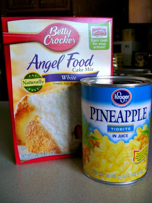 Pineapple Angelfood Cake2