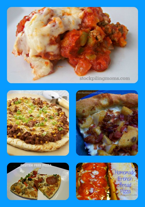 15 Amazing Pizza Recipes That Everyone Will Love