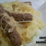 Sausage and Sauerkraut2