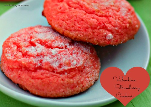 Made with only 5 ingredients these cookies won't last long on your counter!