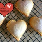 Valentine Strawberry Mini Pies