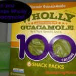 can you freeze guacamole