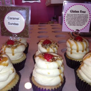 Gigi's Cupcakes offers Gluten Free Friday's
