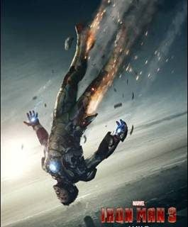 Iron Man 3 In Theater's May 3, 2013