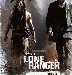 Lone Ranger Movie starring Johnny Depp & Who Will You Ride With on Game Day Sweepstakes
