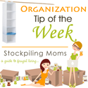 Stockpiling Mom's Get Organized ~ FREE eBook for ALL :: CLOSED