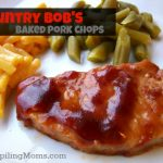 Country Bob's Baked Pork Chops