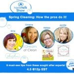 Join me for Spring Cleaning Google+ Chat