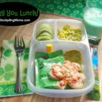 St. Patrick's Day Lucky You Lunch