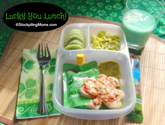 Lucky You Lunch - Perfect for St. Patrick's Day!
