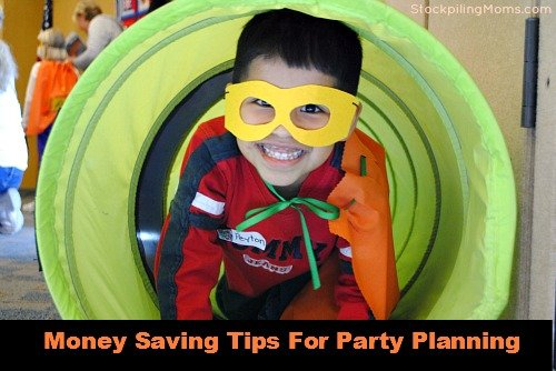 Money Saving Tips For Party Planning