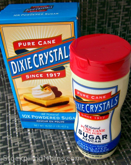 Types of Sugars Used For Baking