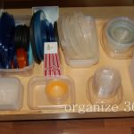 Ask the Organizer: What can I do with all this Tupperware?