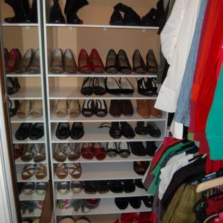 Ask The Organizer – How to Organize SHOES!