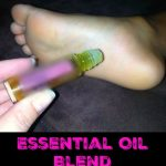 Essential Oil Blend used for focus and attention