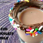 Fun Chocolate Milk