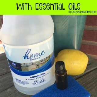 Green Your Spring Cleaning With Essential Oils