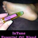 InTune Essential Oil Blend used for focus and ADDADHD