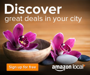 Amazon Local Mother's Day Deals