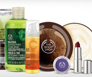 Get the Goods with Groupon:: $10 for $20 Body Shop