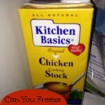 Can You Freeze Chicken Broth?
