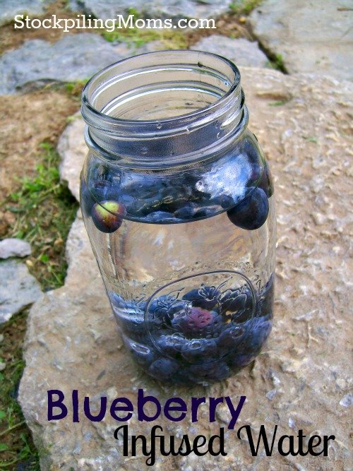 Blueberry Infused Water3