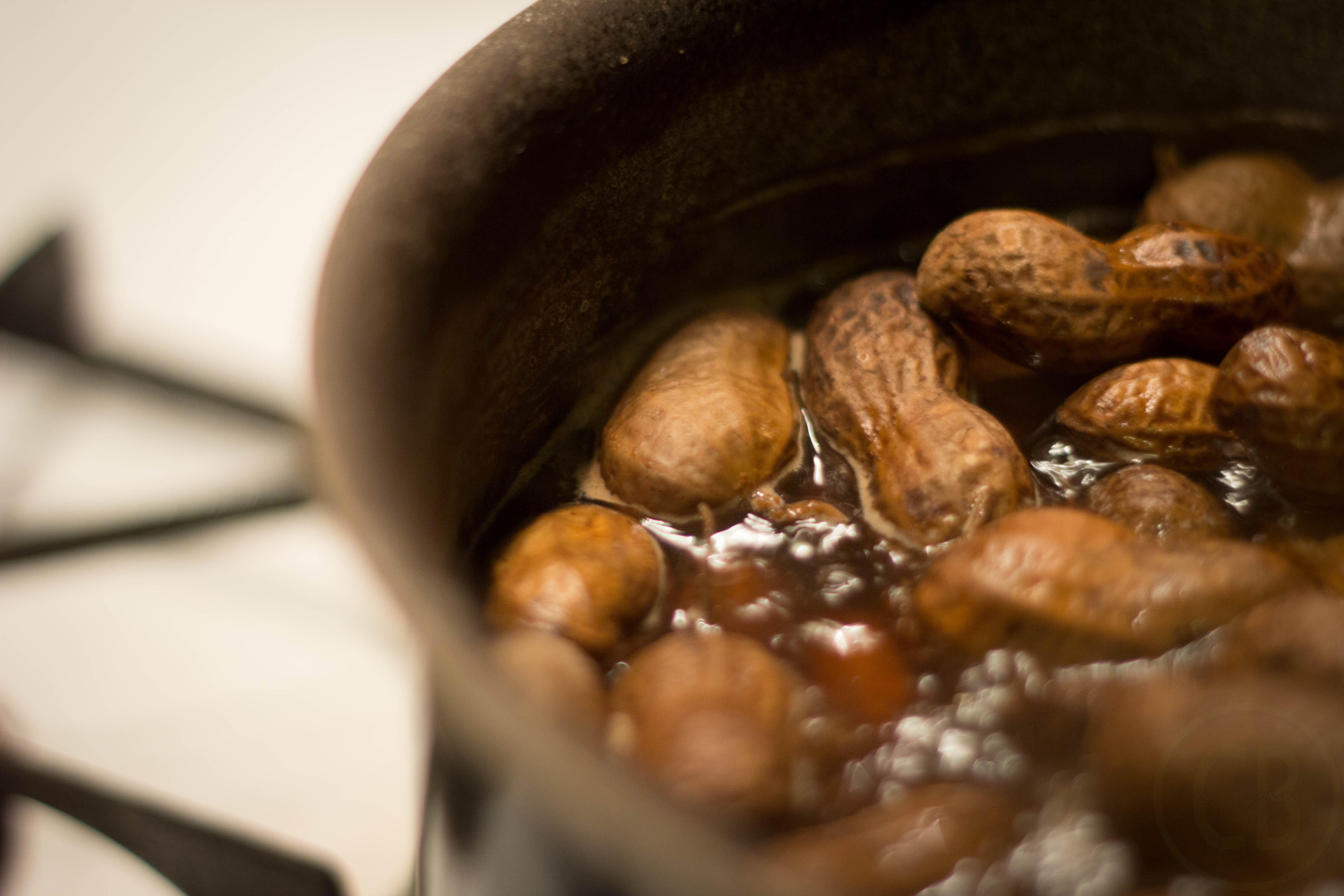 Boiled Peanuts are a southern tradition. You have to give them a try. They are worth the wait.