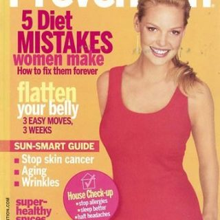 Prevention Magazine for only $4.99 per year (70% off)