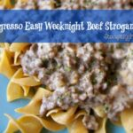 Progresso Easy Weeknight Beef Stroganoff2