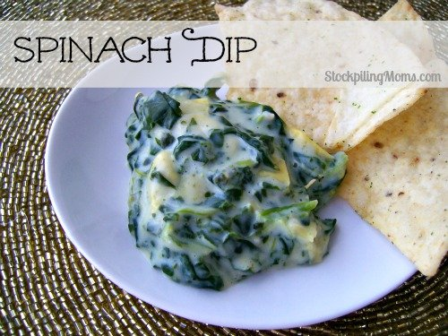 Spinach Dip2