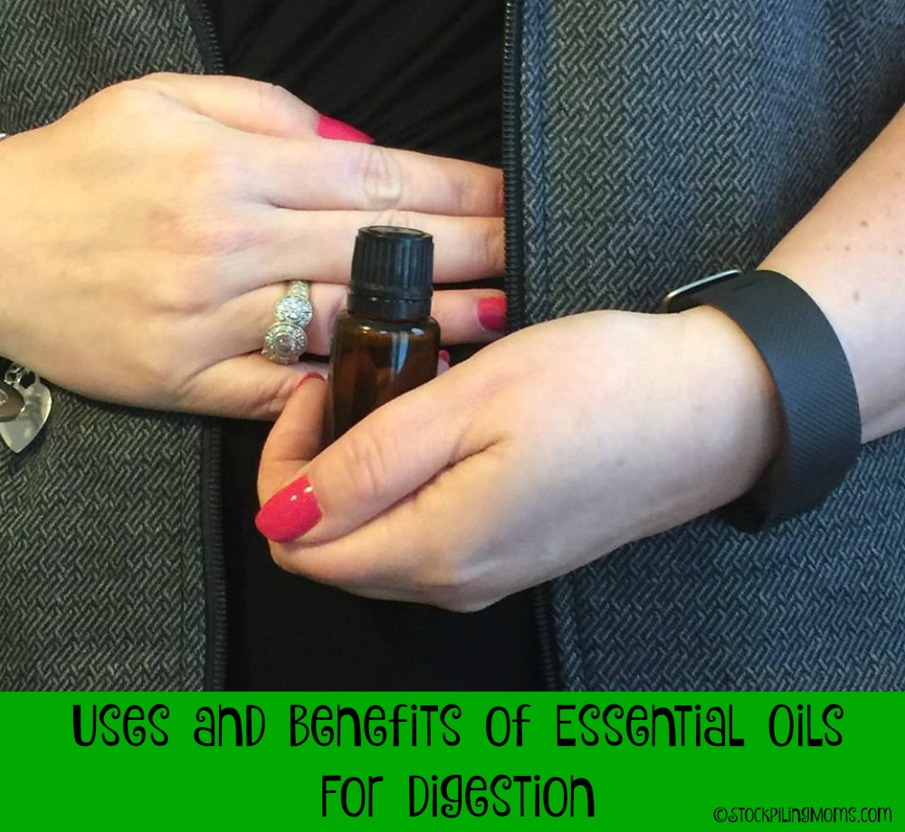 Uses and Benefits of Essential Oils For Digestion