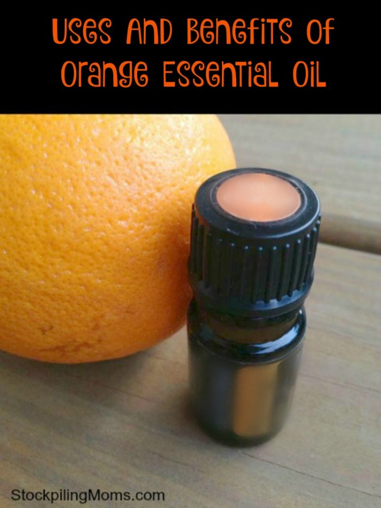 Uses and Benefits of Orange Essential Oil