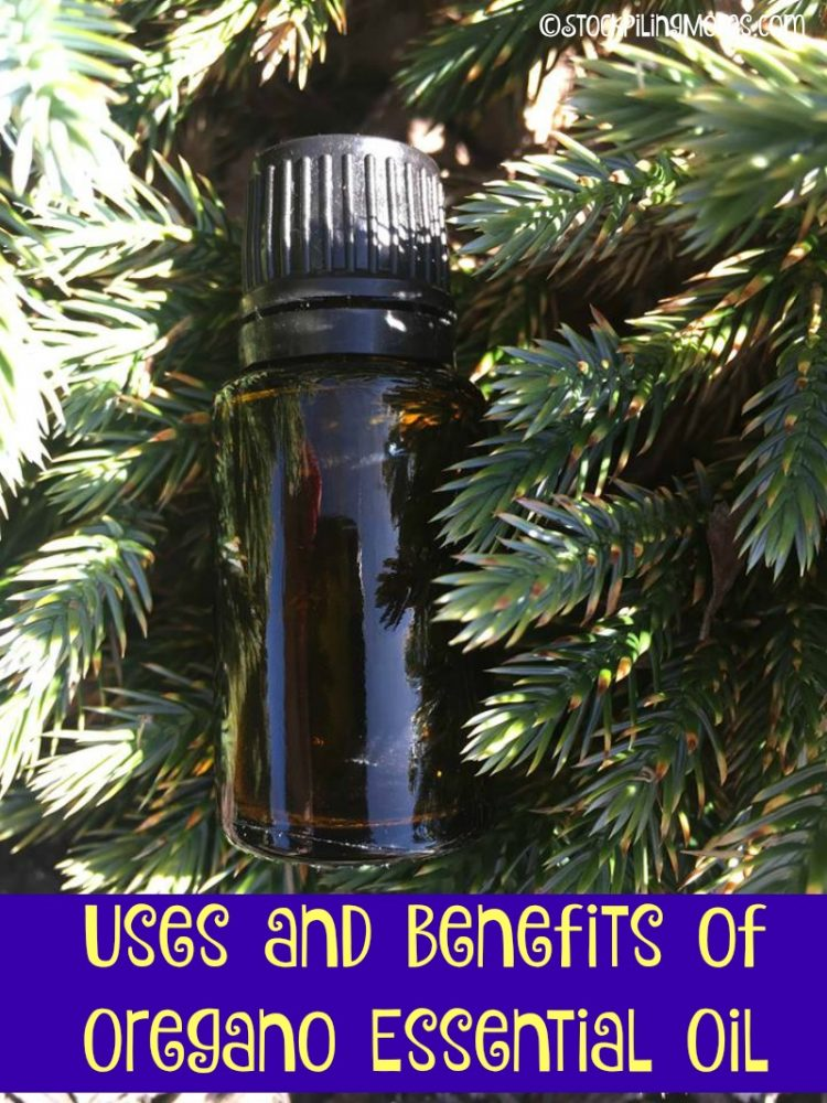 Uses and Benefits of Oregano Essential Oil