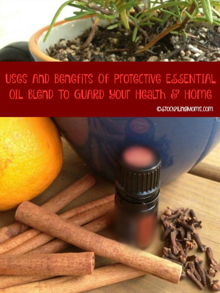 Uses and Benefits of Protective Oil Blend To Guard Your Health And Home