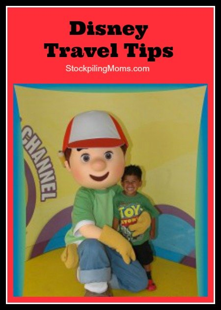 Favorite Disney Travel Tips That Will Help Your Trip Be AWESOME!