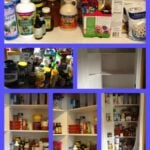 how to organize your pantry in less than 2 hours
