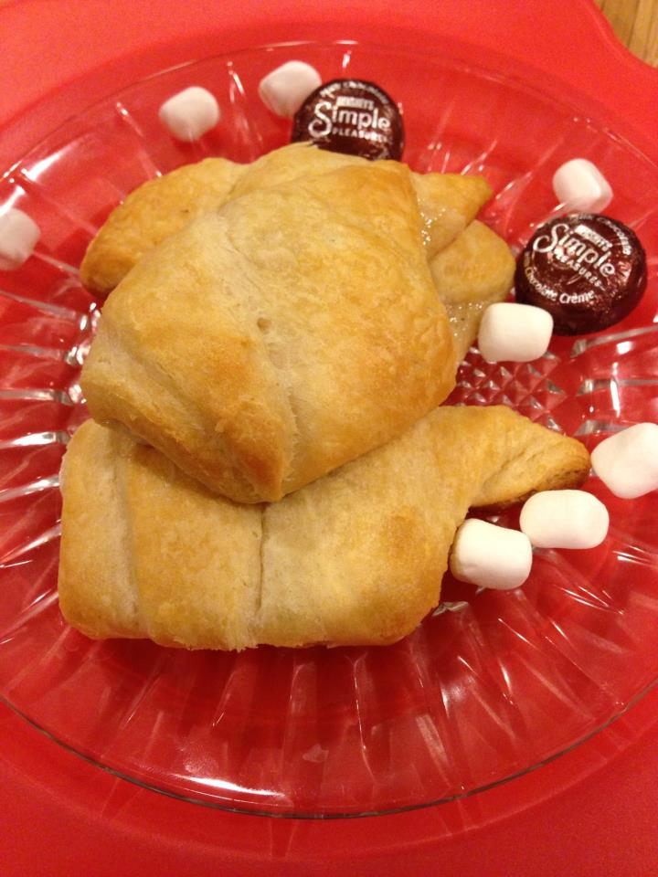 Crescent Roll S'mores are the perfect way to enjoy this delicious treat on a cold winter day.