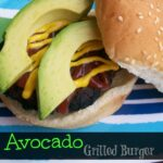Avocado Grilled Burger2