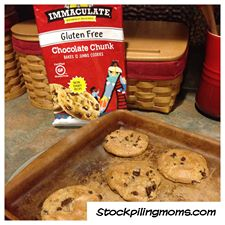 Immaculate Gluten Free Cookies Review