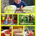 5 Tips for hosting a Summer Party