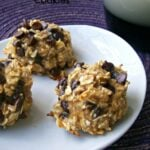 Banana Oatmeal Cookies6