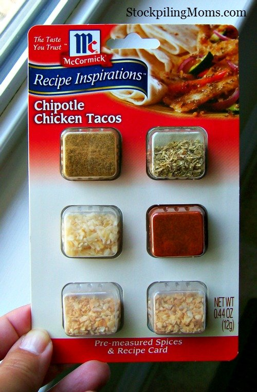 Chipotle Chicken Tacos are full of taste! An easy dinner recipe that the whole family will enjoy