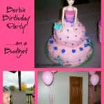 Barbie Birthday Party…..on a Budget