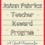 Check out JoAnn Fabrics