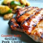 Country Bob's Grilled Pork Chops