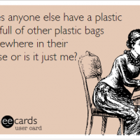 Plastic Bag Ecard