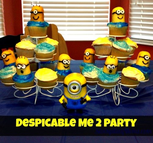 Diy Despicable Me Party Decorations